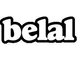 Belal panda logo