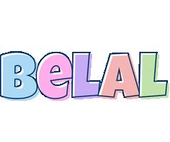 Belal pastel logo