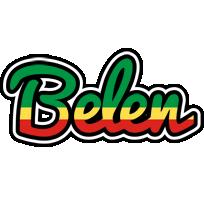 Belen african logo