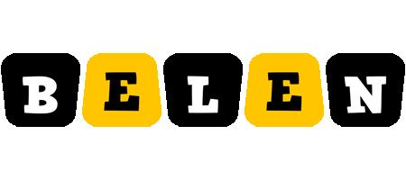 Belen boots logo