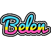 Belen circus logo