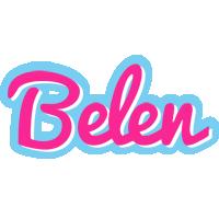 Belen popstar logo