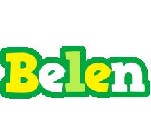 Belen soccer logo