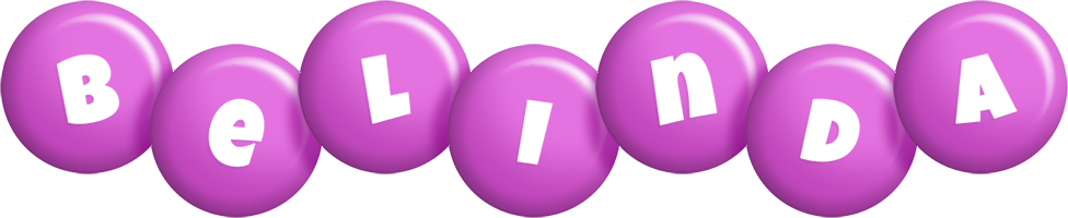 Belinda candy-purple logo