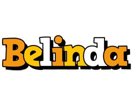 Belinda cartoon logo
