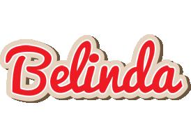 Belinda chocolate logo