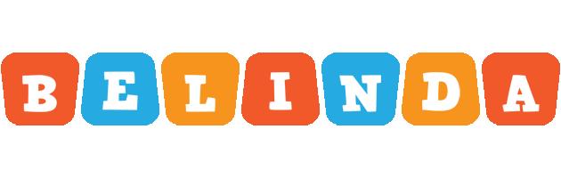 Belinda comics logo