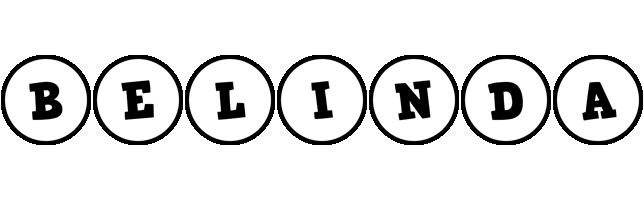 Belinda handy logo