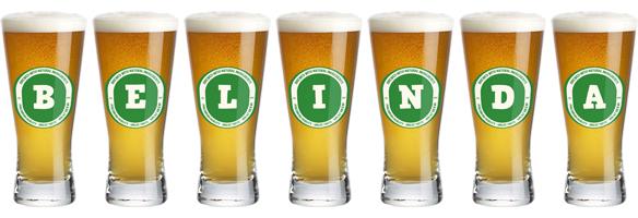 Belinda lager logo
