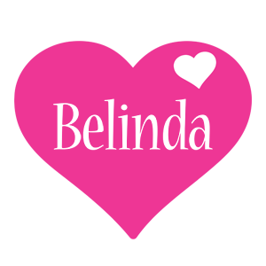 Belinda love-heart logo