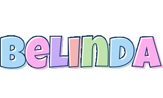 Belinda pastel logo