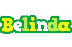 Belinda soccer logo