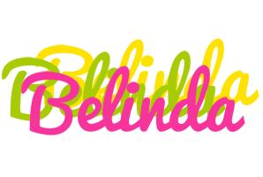 Belinda sweets logo