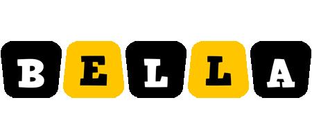 Bella boots logo