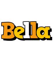 Bella cartoon logo