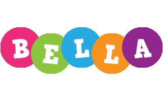 Bella friends logo