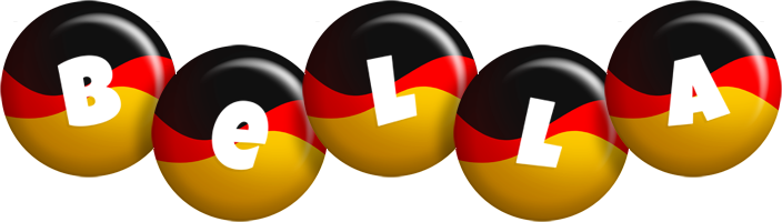 Bella german logo