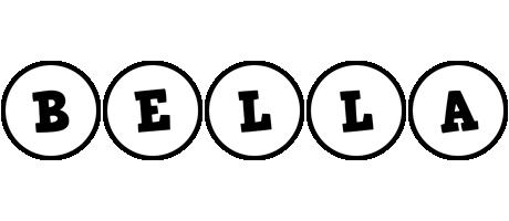 Bella handy logo
