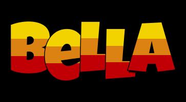 Bella jungle logo