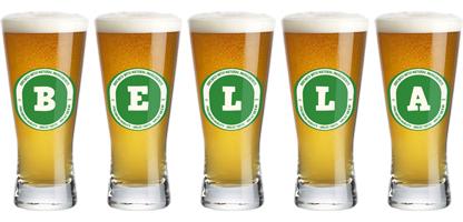 Bella lager logo