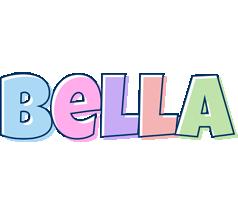 Bella pastel logo