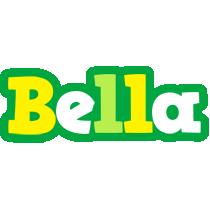 Bella soccer logo