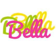 Bella sweets logo