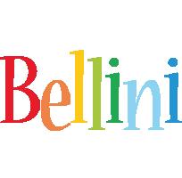 Bellini birthday logo