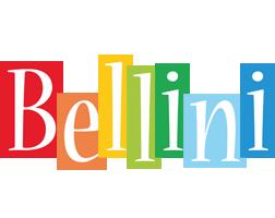 Bellini colors logo