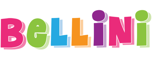 Bellini friday logo