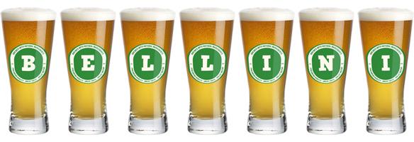 Bellini lager logo