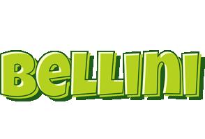 Bellini summer logo