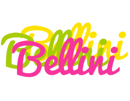 Bellini sweets logo