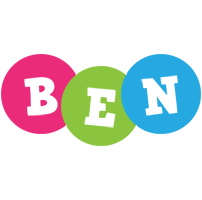 Ben friends logo