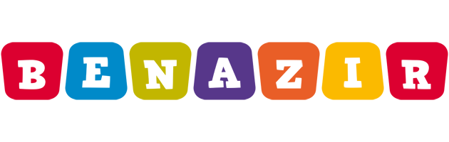 Benazir daycare logo