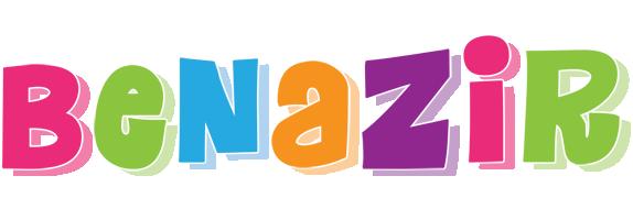 Benazir friday logo