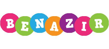 Benazir friends logo
