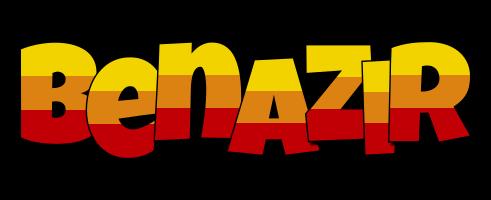 Benazir jungle logo