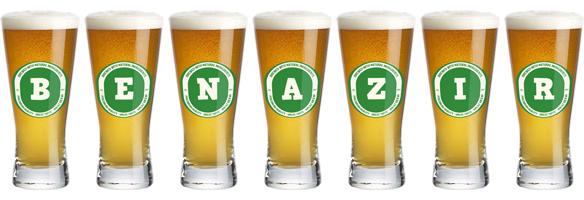 Benazir lager logo