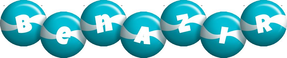 Benazir messi logo