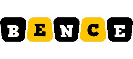 Bence boots logo