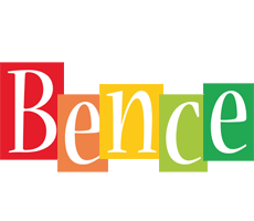 Bence colors logo