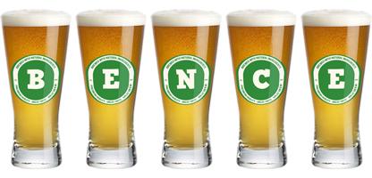 Bence lager logo