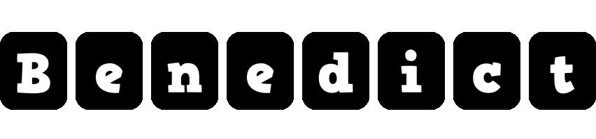Benedict box logo