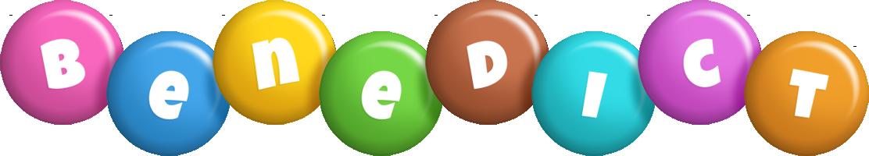 Benedict candy logo