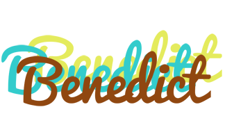 Benedict cupcake logo