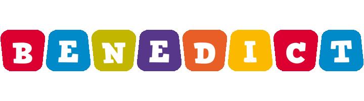 Benedict daycare logo