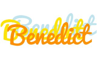 Benedict energy logo