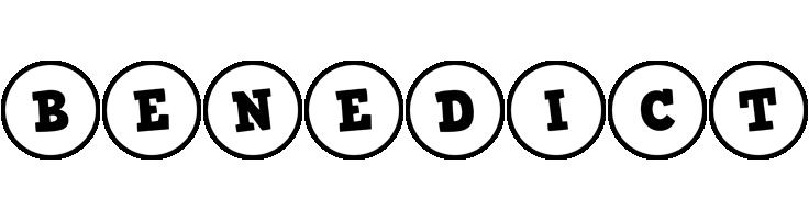 Benedict handy logo