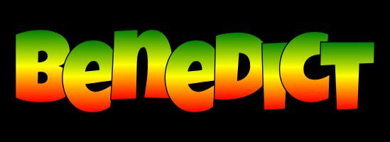 Benedict mango logo